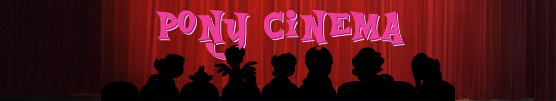Pony Cinema Banner